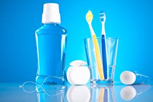 dental hygiene tool set